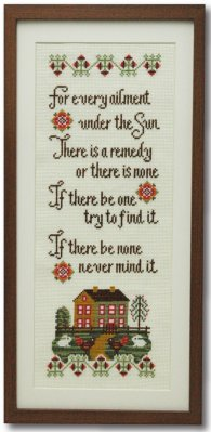 click here to view larger image of Serenity Sampler (chart)