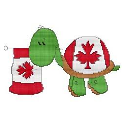 click here to view larger image of Calendar Turtle Canada (chart)