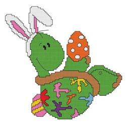 click here to view larger image of Calendar Turtle Easter (chart)
