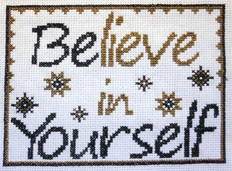 click here to view larger image of Be Yourself (chart)