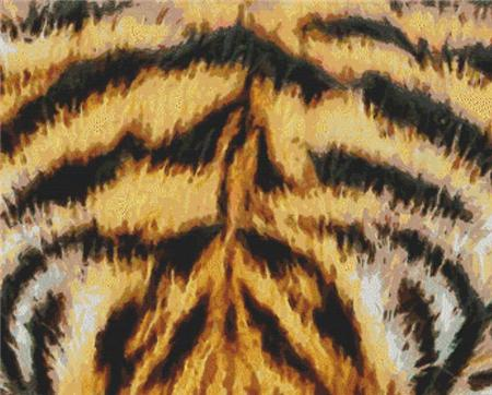 click here to view larger image of Tiger Fur (chart)