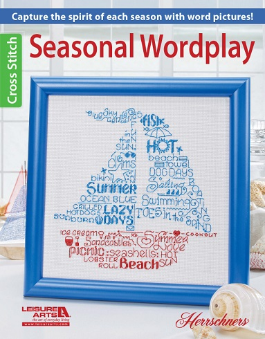 click here to view larger image of Seasonal Wordplay (book)