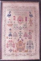 click here to view larger image of Dutch Sampler (chart)