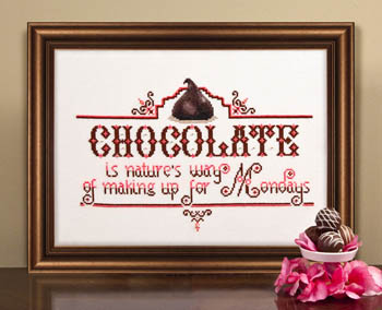 click here to view larger image of Chocolate Monday (chart)