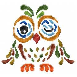 click here to view larger image of Art Deco Owl 4 (chart)