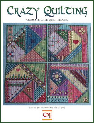 click here to view larger image of Crazy Quilting (chart)