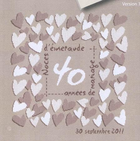 click here to view larger image of Carre De Coeur (chart)