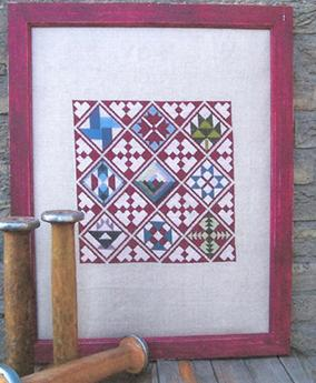 click here to view larger image of Stitch a Quilt (chart)