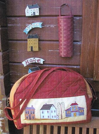click here to view larger image of Saltbox Bag (chart)