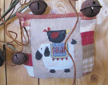 click here to view larger image of Sheepy Purse (chart)