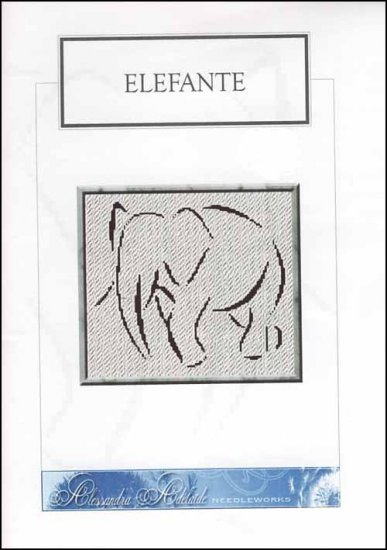 click here to view larger image of Elefante (Elephant) (chart)