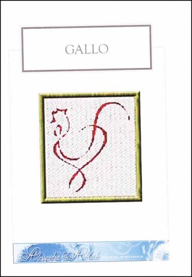 click here to view larger image of Gallo (chart)
