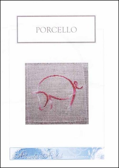 click here to view larger image of Porcello (Pig) (chart)