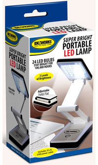 click here to view larger image of Super Bright LED Lamp (accessory)