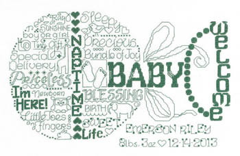 click here to view larger image of Let's Love Baby (chart)