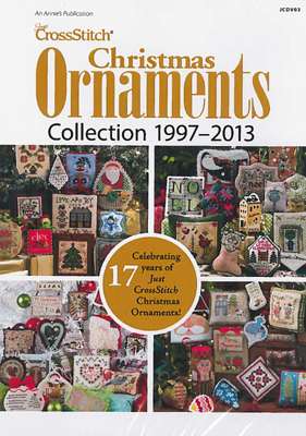 click here to view larger image of Just Cross Stitch Christmas Ornament DVD (1997-2013) (DVD)
