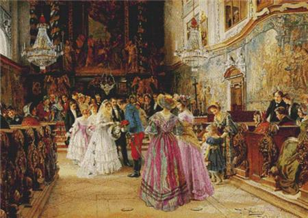 click here to view larger image of Wedding, The  (Johann Hamza) (chart)
