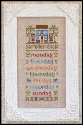 click here to view larger image of Sampler Days (chart)
