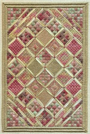 click here to view larger image of My Grandma's Quilt (chart)