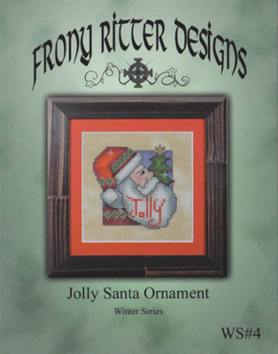 click here to view larger image of Jolly Santa (chart)