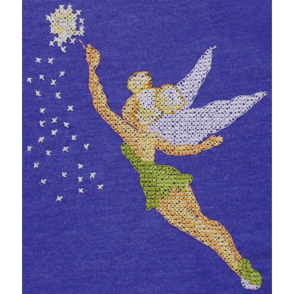 click here to view larger image of Tinker Bell (counted cross stitch kit)