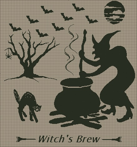 click here to view larger image of Witch's  Brew (chart)