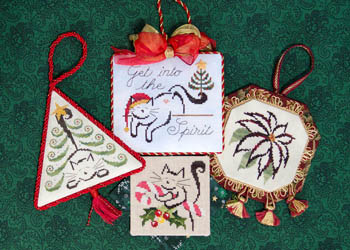 click here to view larger image of Christmas Ornaments 2 (chart)