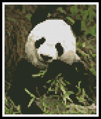 click here to view larger image of Mini Panda (chart)