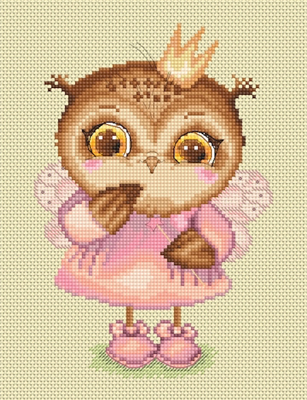 click here to view larger image of Princess Owl (Paltser) (chart)