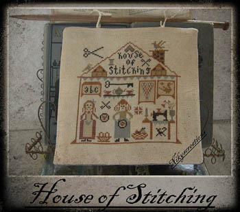 click here to view larger image of House of Stitching (chart)