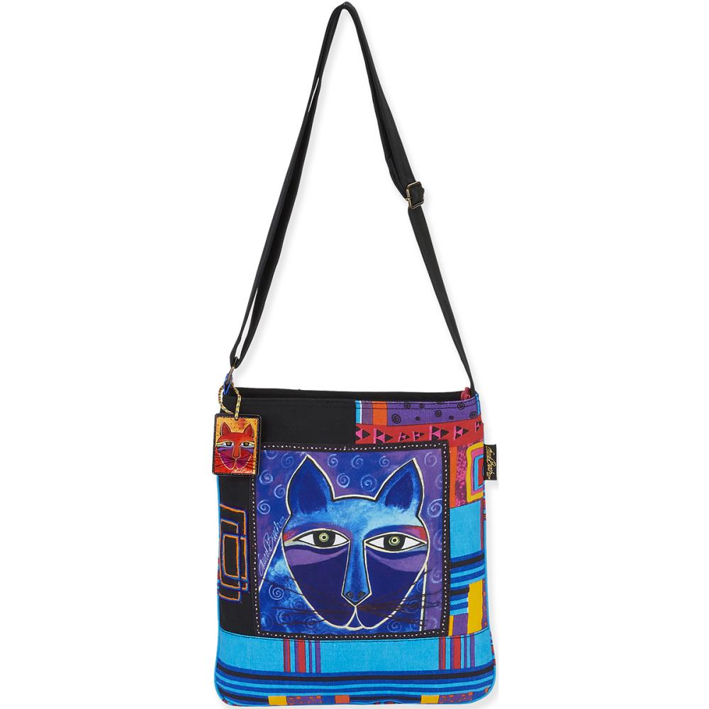 click here to view larger image of Whiskered Cats  Crossbody (accessory)