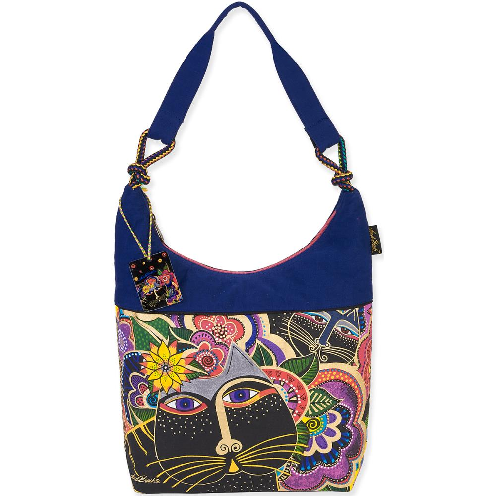 click here to view larger image of Carlotta's Cats Scoop Tote (accessory)