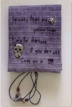 click here to view larger image of Spooky Night Needle Book (accessory)
