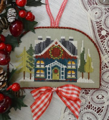Wreath House - click here for more details about chart