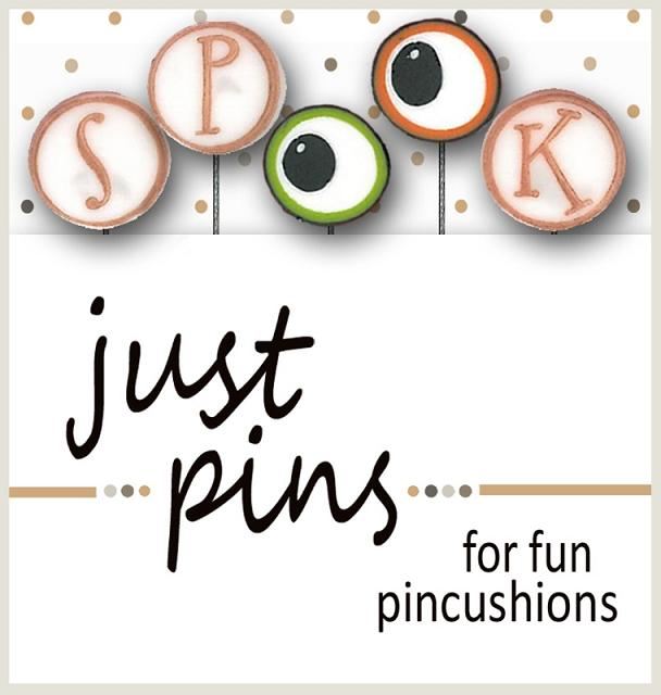 click here to view larger image of Just Pins - S is for Spook (pin)