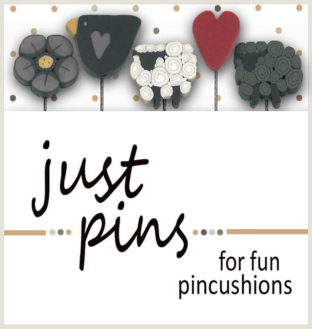 click here to view larger image of Just Pins - Shepherd's Fold (pin)