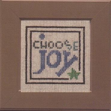 click here to view larger image of Daily Reminder - Choose Joy (chart)