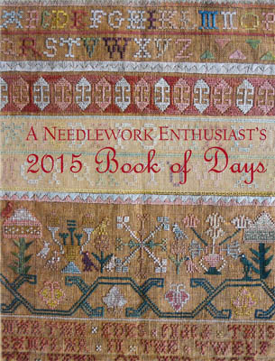click here to view larger image of Book of Days 2015 (book)