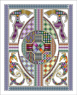 click here to view larger image of Celtic Faith Motif (chart)