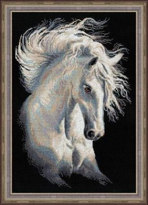 click here to view larger image of Andalusian Character (counted cross stitch kit)