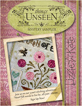 Things Unseen Mystery Sampler - click here for more details about chart