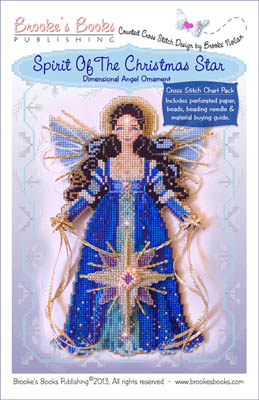 click here to view larger image of Spirit of Christmas Star Angel (chart)