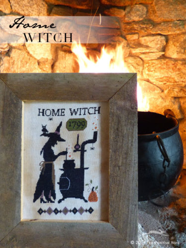 click here to view larger image of Home Witch (chart)