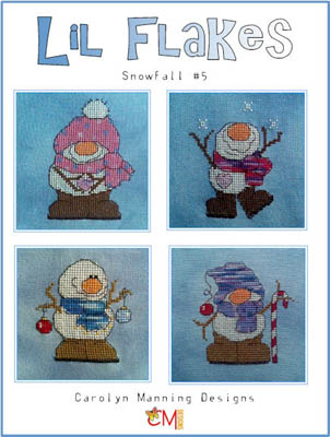 click here to view larger image of Lil Flakes - Snowfall #5 (chart)