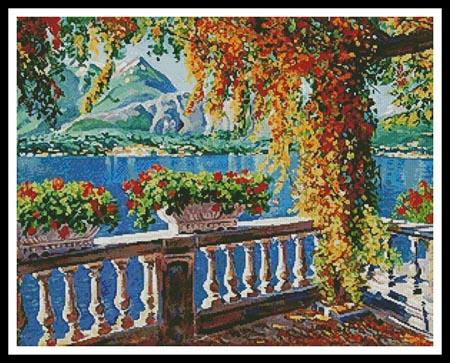 click here to view larger image of Lake Como  (David Lloyd Glover) (chart)