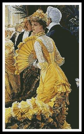 click here to view larger image of Ball, The  (James Jacques Joseph Tissot) (chart)