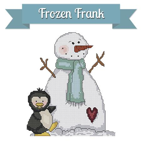 click here to view larger image of Frozen Frank (chart)