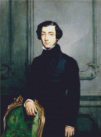 click here to view larger image of Alexis de Tocqueville (chart)