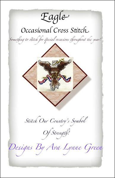click here to view larger image of Eagle - Occasional Cross Stitch (chart)
