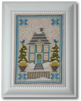 click here to view larger image of Winter House (chart)
